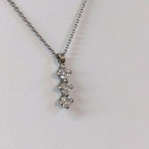 Sterling Silver .925 Pendant Necklace
